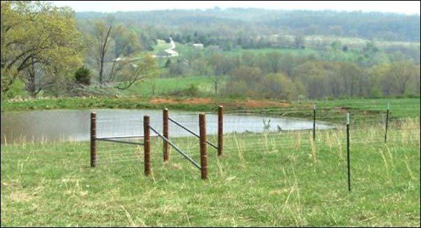 Example fencing